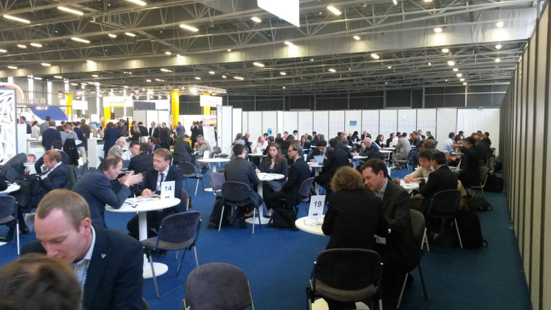 BtoB Meetings – the Key to Success in Tradeshows
