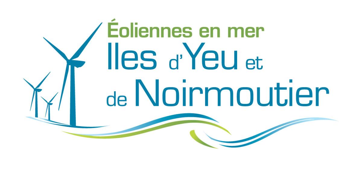 Éoliennes en mer Îles Yeu Noirmoutier