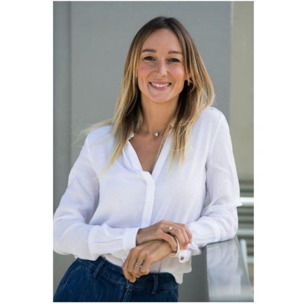 Pauline Bertrand - responsable du département offshore chez Valeco