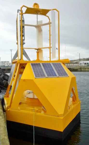 "GEPS Techno launches first prototype of its offshore energy ""Swiss Army knife"""