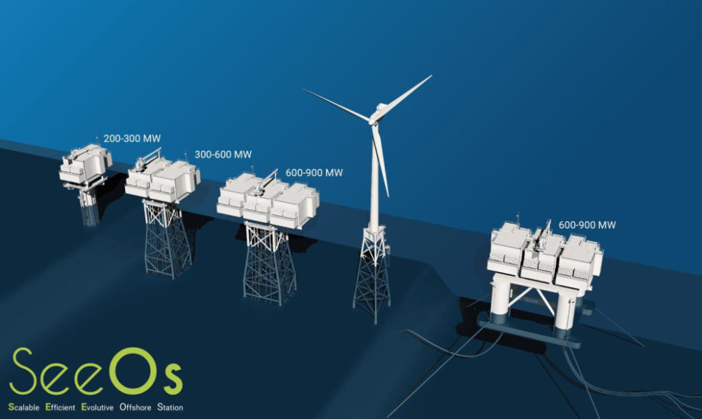 STX has launched SeeOs: the next generation of offshore stations