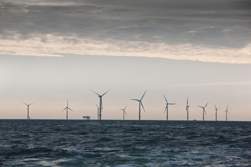 All lights green for Saint-Nazaire wind farm