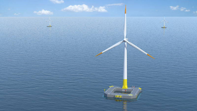 The Floatgen Floating Wind Turbine at a new operational stage
