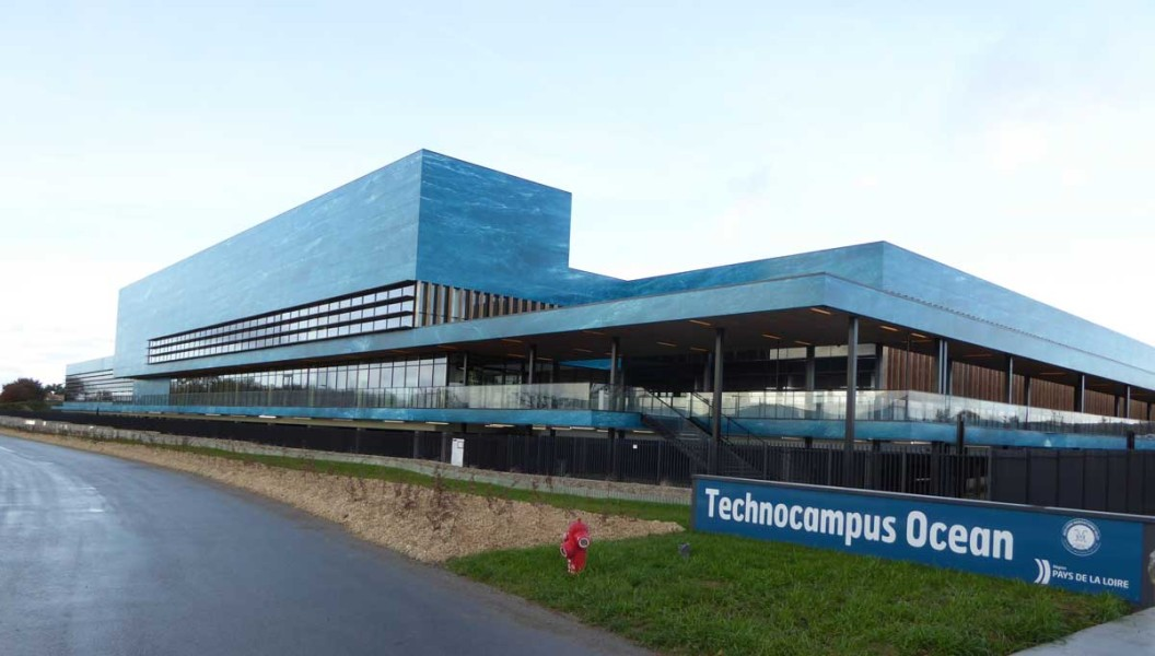 Technocampus Ocean opens: a cradle of innovation for maritime industry