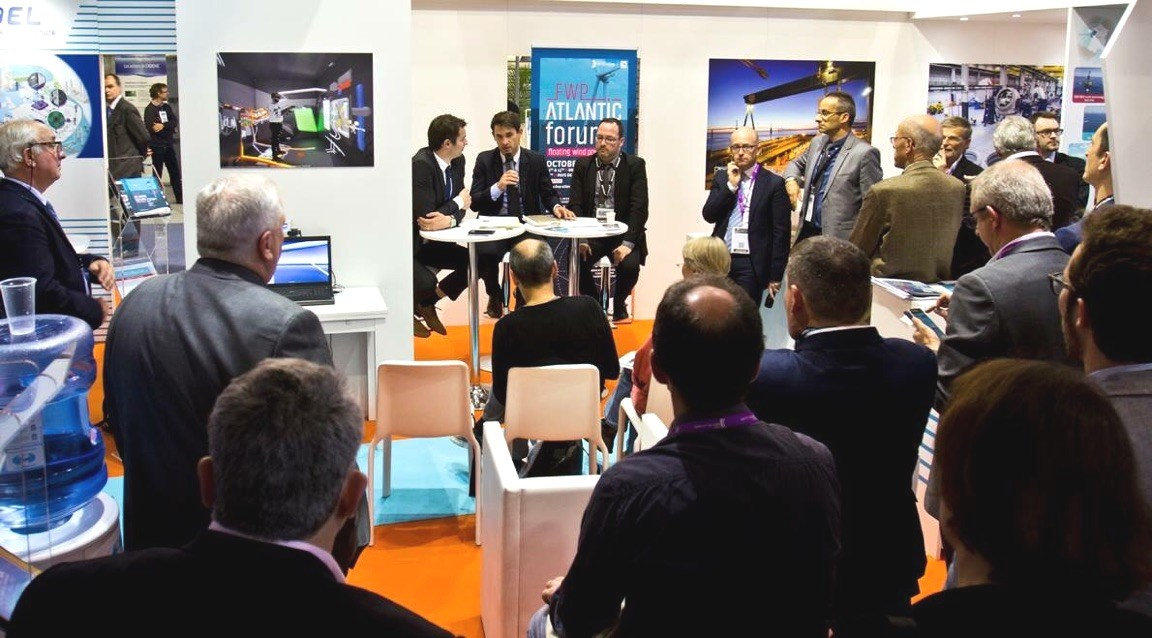 Seanergy 2017: the international showcase for the MRE sector in the french region Pays de la Loire