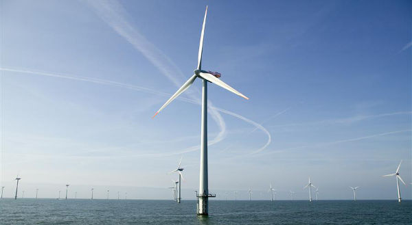 Vendée: flying start for Deux Iles wind farm