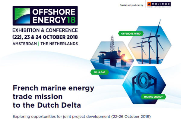 Salon Offshore Energy 2018