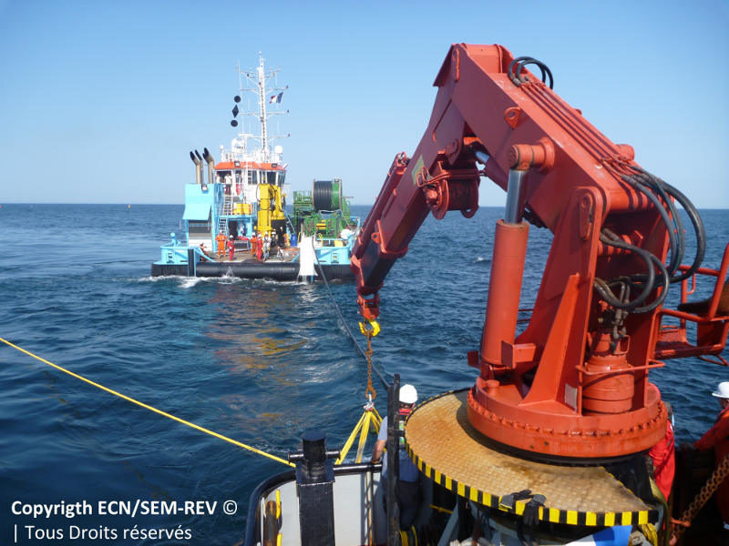 Foresea: a project catalyst for the SEM-REV regional test site