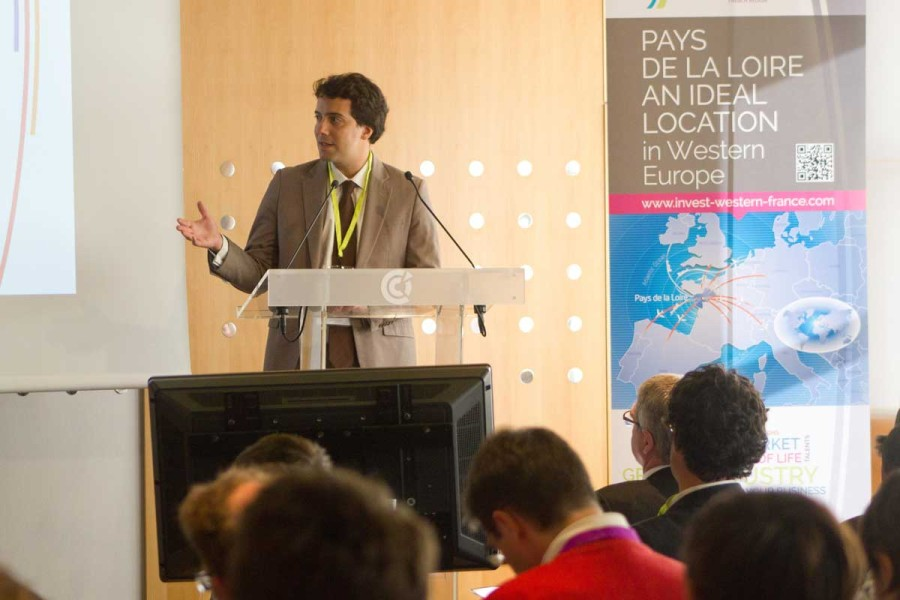 Thétis EMR 2015: setting a course to international markets
